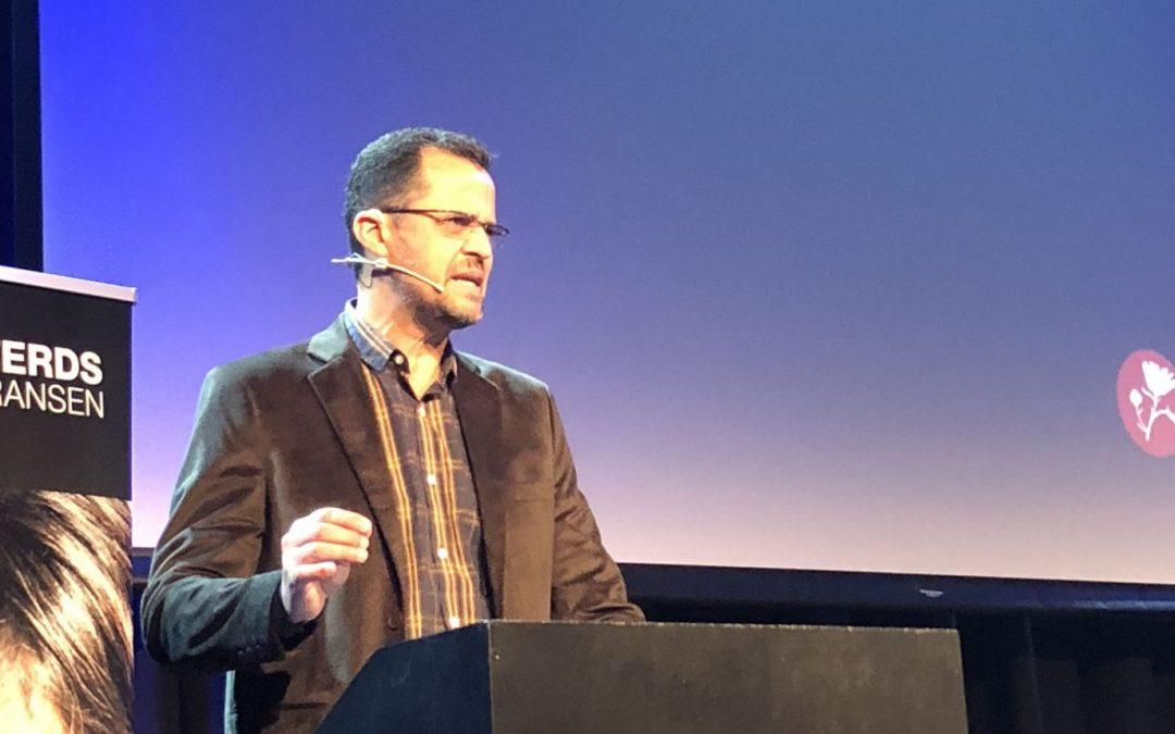 Conferência de Justiça da Noruega – 2018